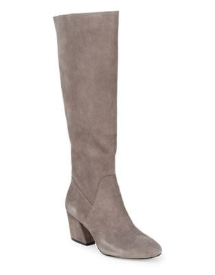 Adelle Suede Knee-High Boots by Botkier New York