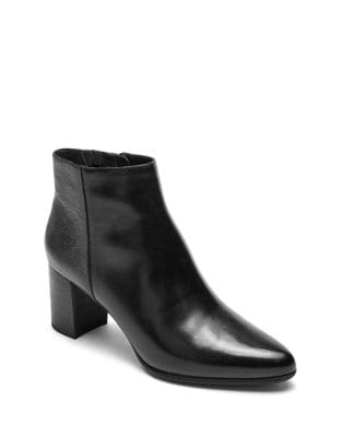 Total Motion Lynix Leather Booties by Rockport