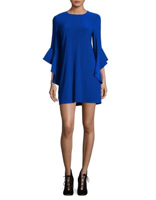 Flutter Shift Dress by Laundry by Shelli Segal