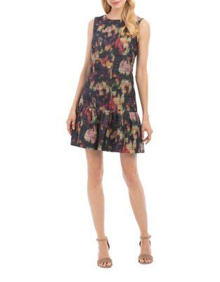 Bokeh Sheath Dress by Nicole Miller New York