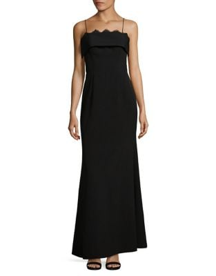 Sophisticated Evening Gown by JS Collections