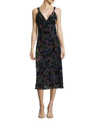 Floral Midi Dress by Wayf