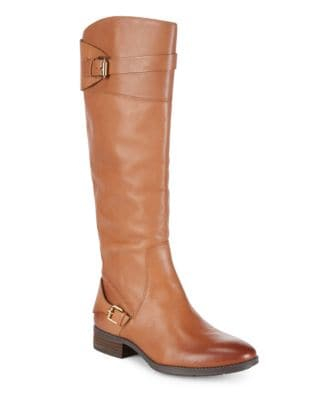 Leather Riding Boots by Sam Edelman