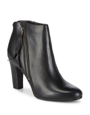 Sadee Leather Booties by Sam Edelman