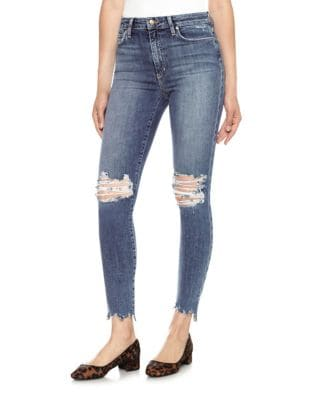 Distressed Skinny Jeans 500087624699
