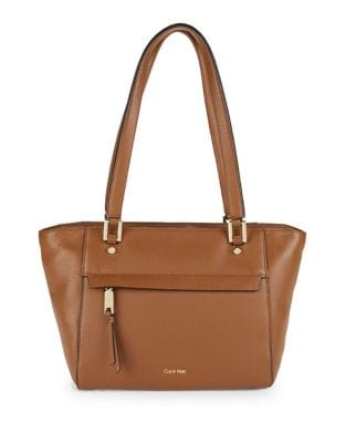 Sophisticated Leather Tote 500087625546