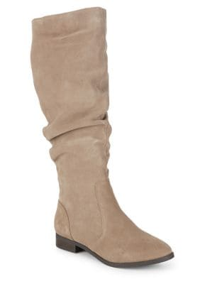 Beacon Suede Boots by Steve Madden