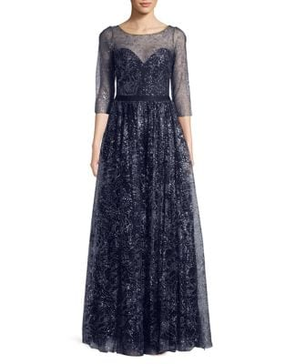 Floor-Length Gown by Marchesa Notte