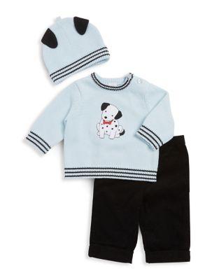 Baby's Three-Piece Cotton...