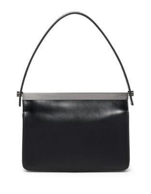 Leather Cocktail Clutch...