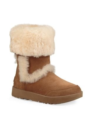 UGGpure Sundance Suede Mid-Calf Boots by UGG