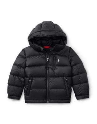 Toddler's, Little Boy's & Boy's Quilted Jacket 500087635508