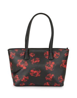 Flower Shopper Bag @...