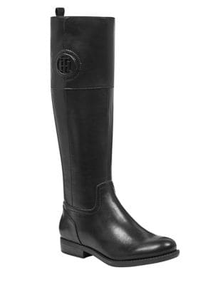 Sensora Knee-High Boots by Tommy Hilfiger