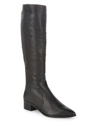 Morey Knee-High Leather Boot by Dolce Vita