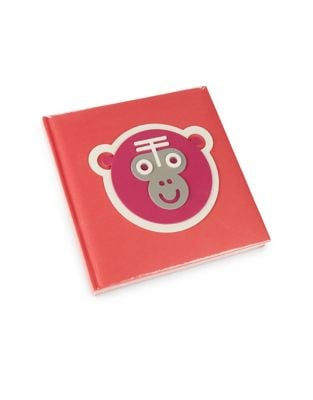 Monkey Face Notebook...