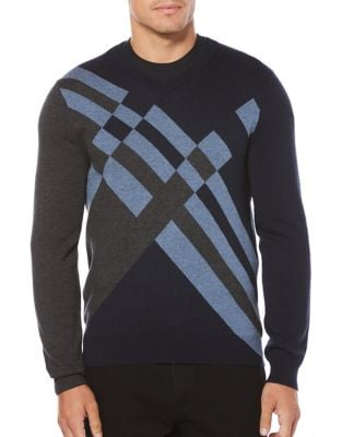Argyle Winter Sweater...
