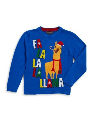 Boy's Fa La La Llama...