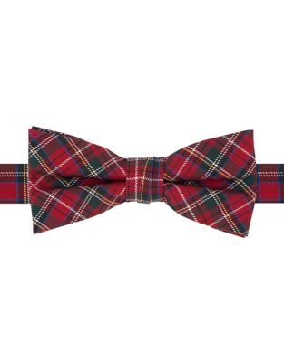 Boy's Royal Stewart Bow...