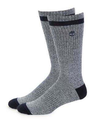 Men's Two-Pair Outdoor Leisure Crew Socks 500087646548