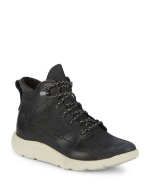 Flyroam Hiker Leather Boots by Timberland