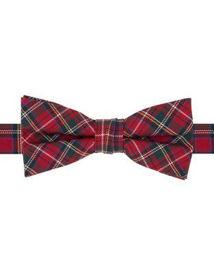 Boys Royal Stewart Bow Tie