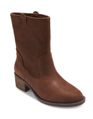 Tanger Leather Booties...