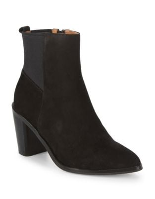Hurray Suede Booties by Corso Como