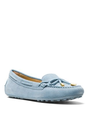 Daisy Suede Moccasins by MICHAEL MICHAEL KORS