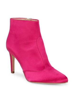 Olette Satin Booties by Sam Edelman