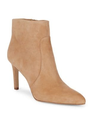 Olette Suede Booties by Sam Edelman