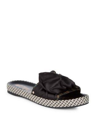 Bodie Floral Slide Sandals by Sam Edelman