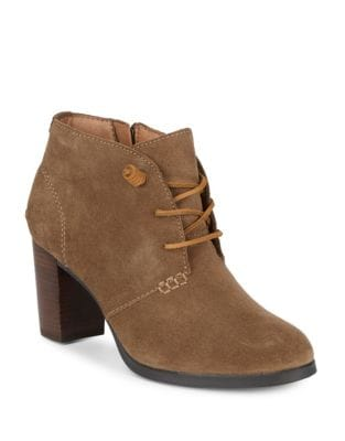 Dasher Gale Suede Booties by Sperry