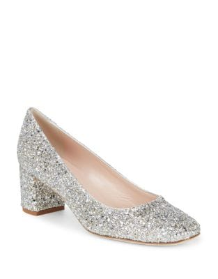Dolores Glitter Pumps by Kate Spade New York