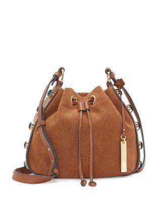 Cab Leather Bucket Bag 500087659883