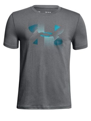 Boys Rapid Logo ShortSleeve Tee