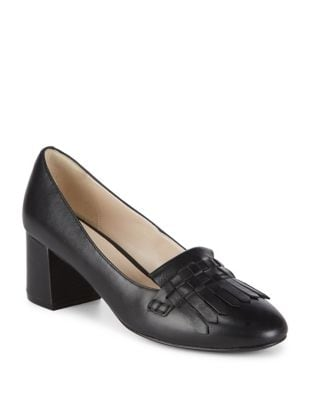 Mable Grand Leather Pumps by Cole Haan