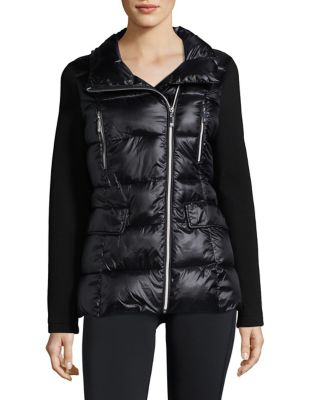 Quilted Puffer Jacket 500087666690