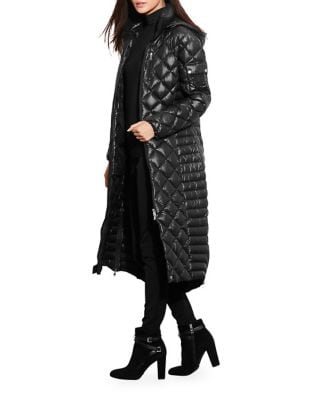 Packable Quilted Down Coat 500087680939