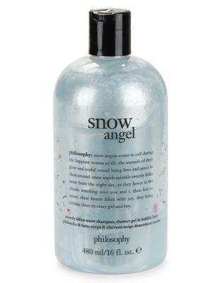 Snow Angel Shampoo, Shower Gel and Bubble Bath 500087698506