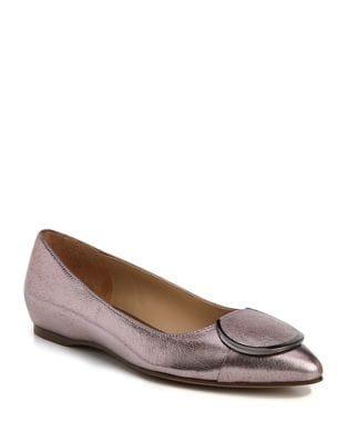 Stella Leather Flats by Naturalizer