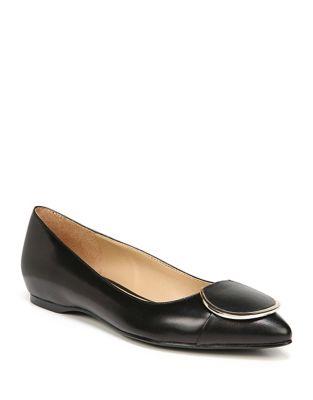 Stella Leather Flats...
