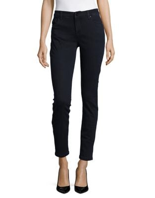 Madison Mid-Rise Skinny Jeans 500087706243