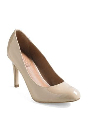 Del Patent Leather Pumps by Corso Como