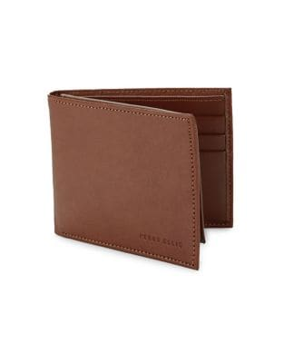 Two-Piece Leather Wallet...