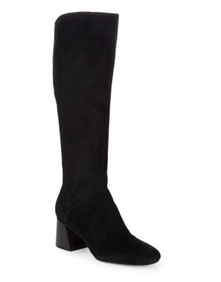 Munich Knee-High Suede Boots by Corso Como
