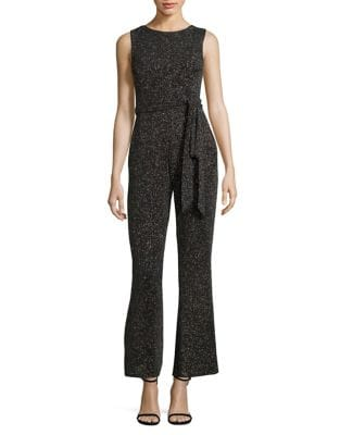 Metallic Jumpsuit by Vince Camuto