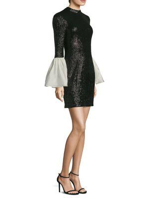 Wes Bell Sleeve Dress by Rachel Zoe