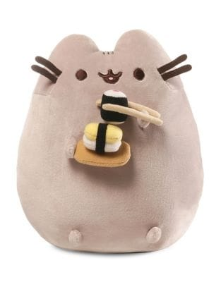 Pusheen Sushi Doll