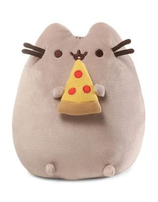 Pusheen Pizza Doll
